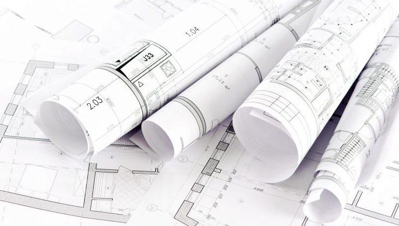 Baupläne für Vormerkungen