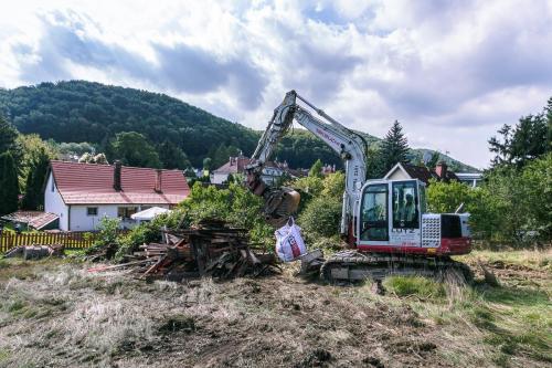 Baustart Purkersdorf September 2019