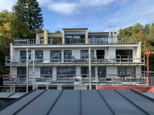 Baufortschritt Purkersdorf 07.10.2020 DNW