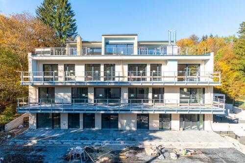 Baufortschritt Purkersdorf 04.11.2020 DNW