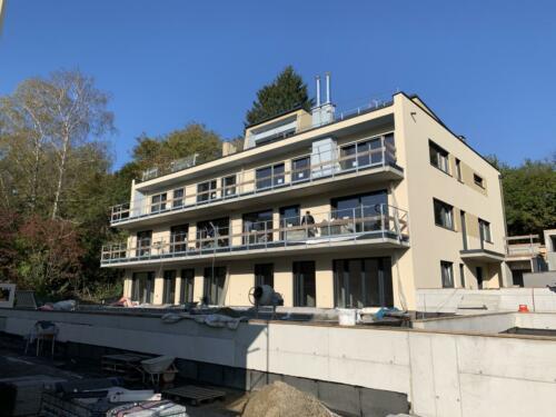 Baufortschritt Purkersdorf 20.10.2020 DNW