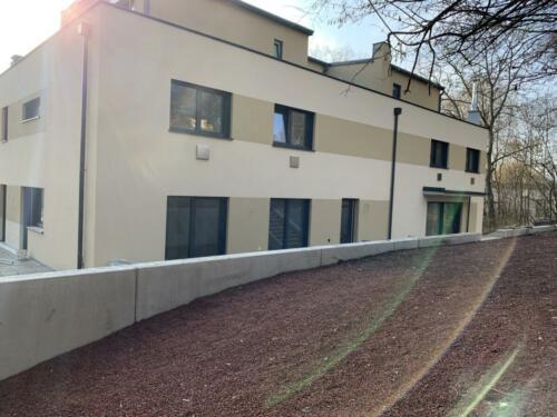 Baufortschritt Purkersdorf 25.11.2020 DNW