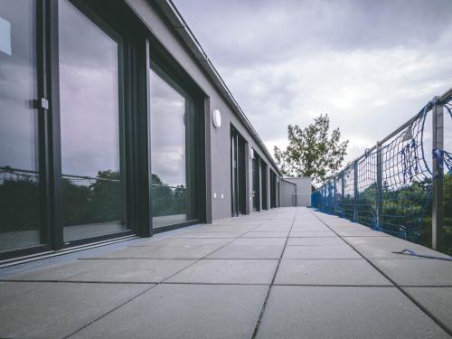 Haus 3 - Balkon